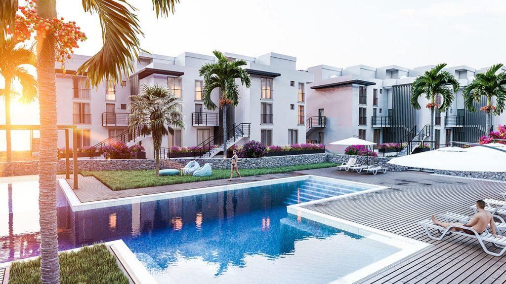 Amazing 3 bedroom seafront apartment